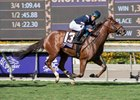 Oscar Performance Golden in Juvenile Turf