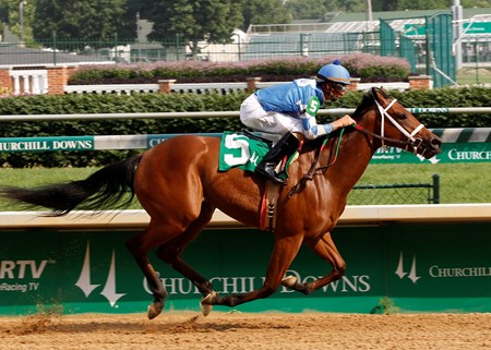 Five Star Momma Maiden Win, June 10, 2011