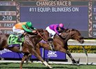 Breeders' Cup Runners in for Seabiscuit 'Cap
