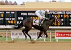True Cinder wins at Mahoning Valley Race Course Nov. 14