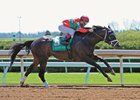 Protonico with Javier Castellano wins the Ben Ali Stakes (gr. III) at Keeneland on April 11, 2015.
