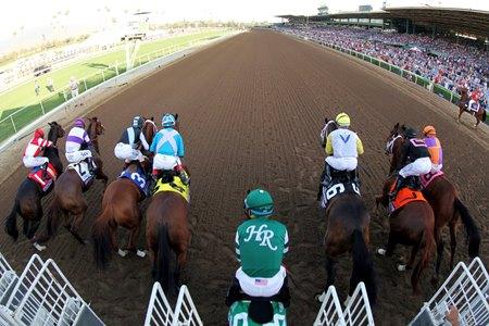 Santa Anita Park Offering Horse Racing Roulette - BloodHorse