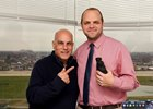 Aqueduct Announcers Bring Youth, Experience