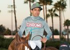 California Chrome Earns Second Vox Populi