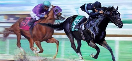 Shared Belief Print by John Rowe