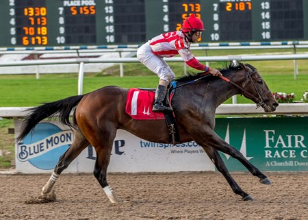 Shareholder Value - AOC Win, Fair Grounds, December 26, 2016