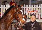 Eppler Wins Historic Training Title at Laurel Park