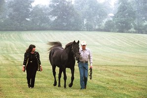 Taylors Announce Dispersal; Seattle Slew Foals Part of First Phase