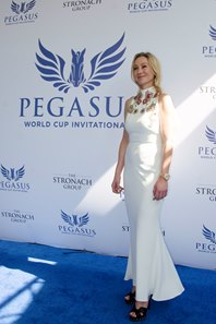 Belinda Stronach will be honored at annual awards luncheon, held during the Jockeys' Guild assembly