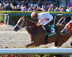 Early Entry Surges in Sunshine Millions Sprint