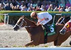 Early Entry wins the Sunshine Millions Sprint