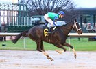 Uncontested Romp in Smarty Jones