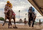 Valadorna Takes Season Debut at Fair Grounds