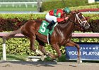 Malagacy romps by 15 lengths at Gulfstream
