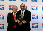 Art and Alan Sherman accept Horse of the Year for California Chrome
