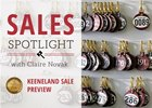 Sales Spotlight Keeneland January Preview