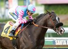 Midnight Storm wins the San Pasqual Stakes (G2) at Santa Anita Park