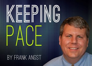 Keeping Pace by Frank Angst