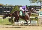 Monaco's maiden win at Tampa Bay Feb. 12