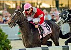 McCraken won the Sam F. Davis Stakes (G3) in his seasonal bow.