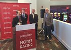 Keeneland and Red Mile officially celebrated the opening of their jointly-owned historical racing parlor.