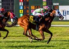 Enterprising Scores in Fair Grounds Handicap