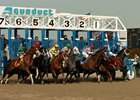 Aqueduct Cancels Due to High Winds