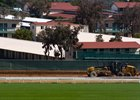 Del Mar Track Renovation - March 2017