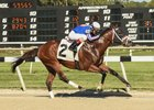 Stanford wins the Challenger Stakes in track record time