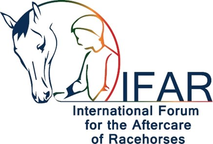 International Forum for the Aftercare of Racehorses logo