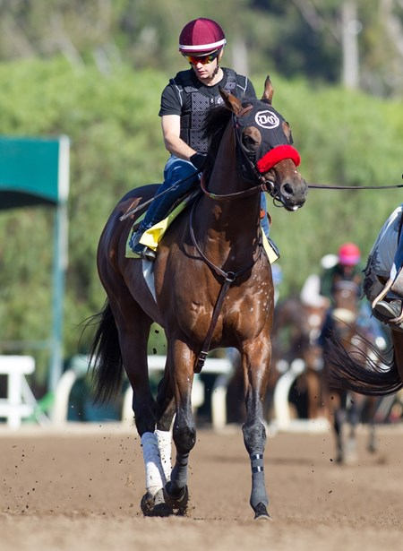 Iliad - Santa Anita, March 31, 2017