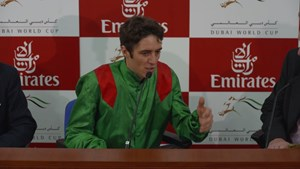 Dubai Gold Cup Press Conference