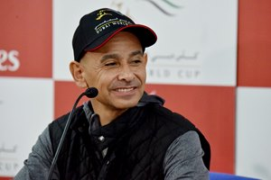 Dubai World Cup: Mike Smith Press Conference