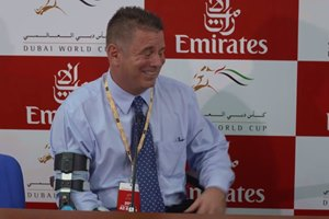 Godolphin Mile Press Conference