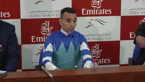 Dubai Turf Press Conference