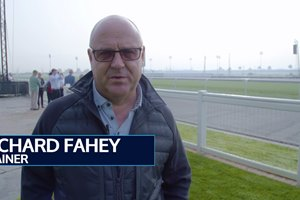 Dubai Turf: Richard Fahey