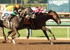 Battle of Midway (inside) and Reach the World duel to the wire in  Santa Anita's seventh race March 9