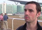 Dubai World Cup: Florent Geroux - Gun Runner