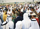 Sheikh Mohammed 'Definitely' Plans to Hike DWC Purse