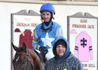 Albarado Confirmed to Ride J Boys Echo in Belmont