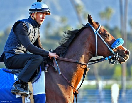 Songbird - Santa Anita - April 22, 2017