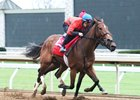Valadorna completes five furlongs in 1:00 4/5 at Keeneland April 1