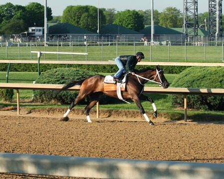 Miss Sky Warrior - Churchill Downs - April 20, 2017