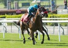 Stormy Liberal seeks a repeat of his Siren Lure score at Santa Anita