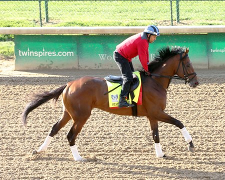 State of Honor - Gallop - Churchill Downs - 04-26-17