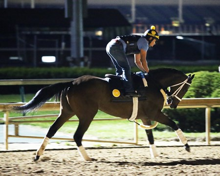 Farrell - Gallop - Churchill Downs - 04-11-17