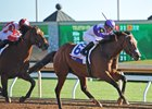 Blue Grass Hero Irap in Good Order After Shocking Win
