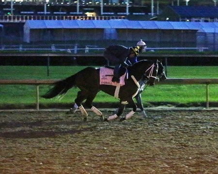Farrell - Gallop - Churchill Downs - 04-23-17