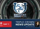 Triple Crown News Update Day 1