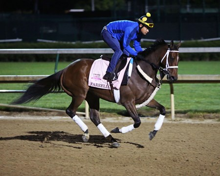 Farrell - Gallop - Churchill Downs - 04-25-17